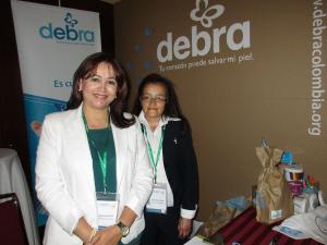 Congreso Dermatología - Debra Colombia