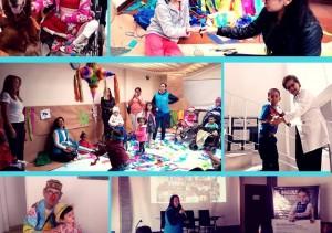 collage 2 actividades encuentro junio 2018